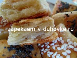 Немецкое сметанное печенье к пиву и не только