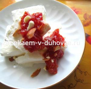 конфитюр из помидоров с ароматом корицы