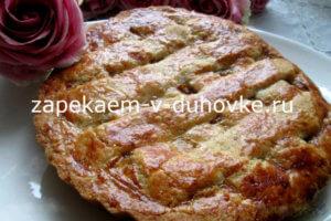 Линцский тарт-европейская классика