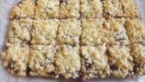 Рецепт рассыпчатого песочного печенья на сливочном масле