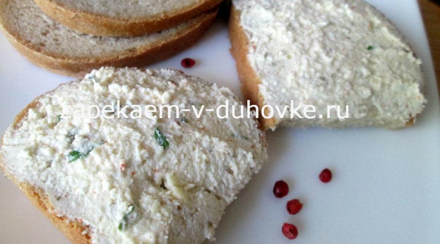 сыр из брынзы с пряностями Липтовский