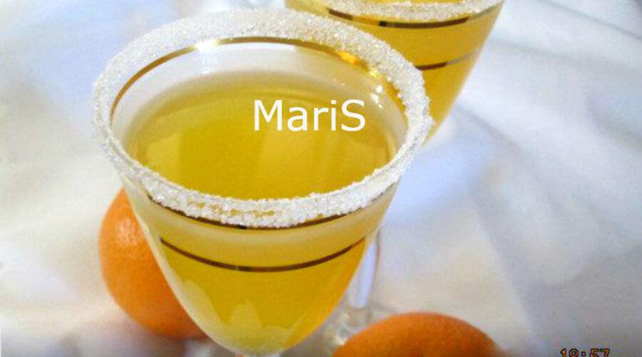 Апельсиновый напиток Оранжад
