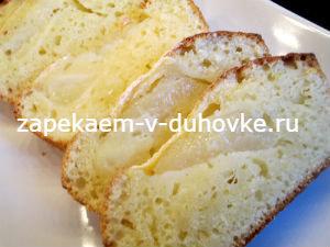 Кекс финский на сметане