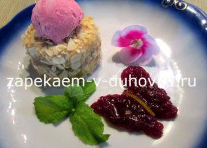 десерт от Карла Васильевича Нессельроде