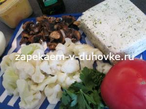 рагу овощное с тофу
