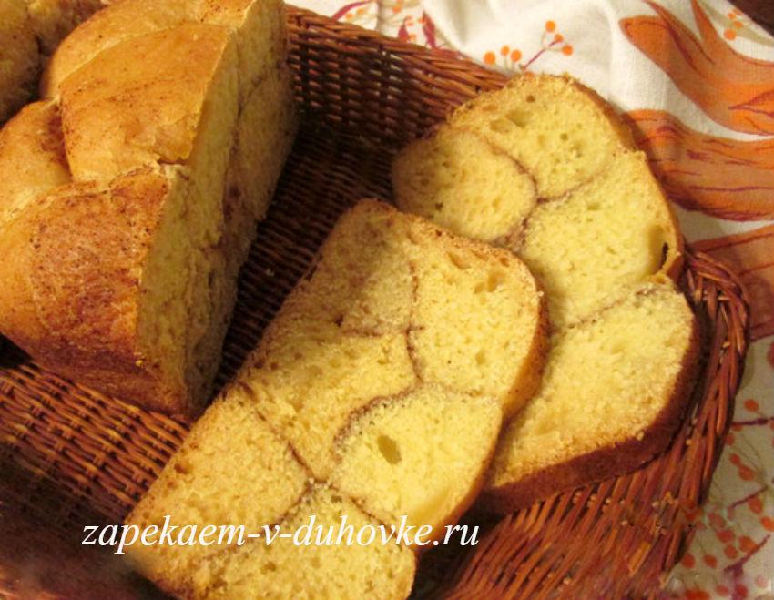 Арабский десертный хлеб