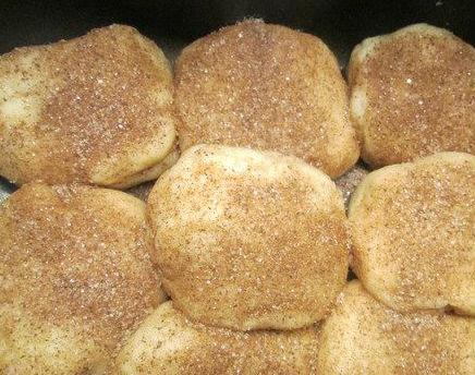 десертный арабский хлеб